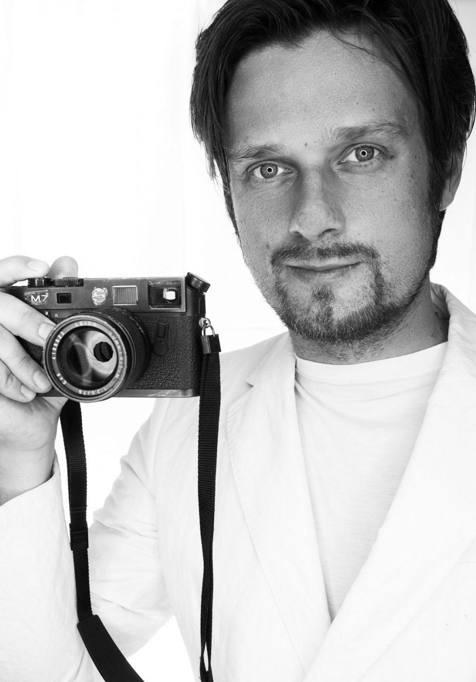 Photographe professionnel Oleg Sotnik